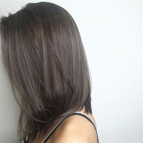 Ash Brown Hair Color Definition by Babylights Chocolate Ash Brown Cleo Hair