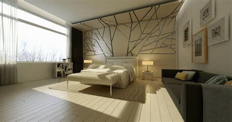 Habillage Mur Pour La Chambre à Coucher En 30 Idées