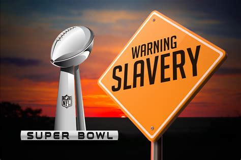 No The Super Bowl Isnt The Largest Sex Trafficking Event
