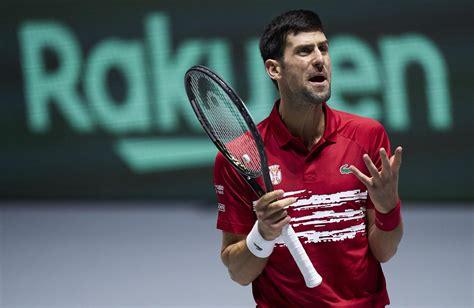 djokovic  revelacao surpreendente em  pensei em deixar  tenis