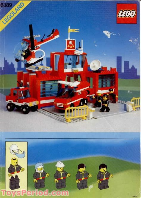 lego for lego 6389 center set parts inventory and lego reference guide