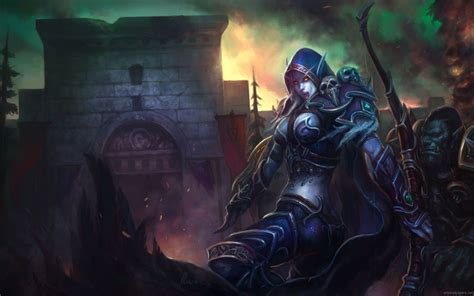 thrall world  warcraft hd wallpapers background