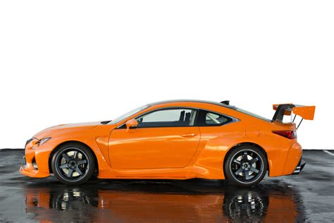 lexus rc modified lexus unleashes a modified gs f and rc f for sema