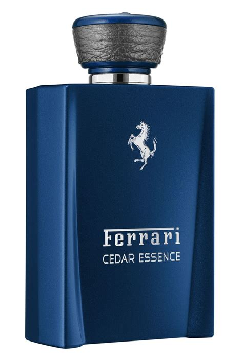 95% of all oud at the post office, i received my 100ml of ferrari essence oud so i tested it by spraying it on my back. Ferrari Cedar Essence by Ferrari for Women EDP 100mL - Perfumes