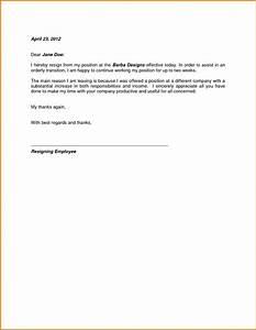 New Job Cover Letter Employee Exit Letter Cover Letter Samples Cover Letter