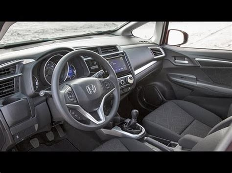 Check spelling or type a new query. 2015 Honda Fit Interior Review - YouTube