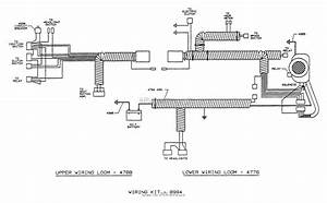 Dixon Ztr 6601  1995  Parts Diagram For Wiring Assembly