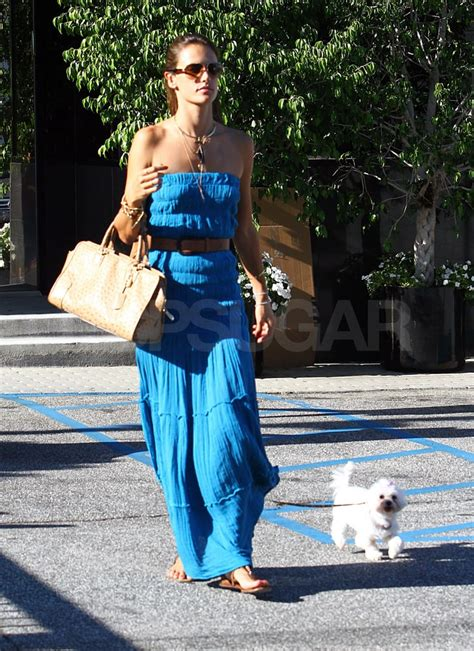 Alessandra Ambrosio with her dog in LA. | Alessandra ...