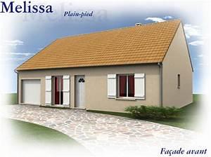 Plan Facade Maison : maison facade 10m maison facade 10m with maison facade 10m free entre de la maison facade with ~ Melissatoandfro.com Idées de Décoration