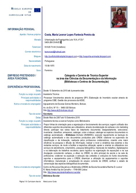 Resume Exles 2012 by Professional Cv Sle 2012 Dental Vantage Dinh Vo Dds