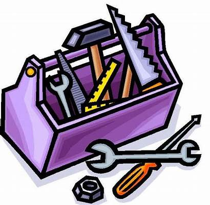 Tool Clipart Kit Toolbox Toolkit Learning Business