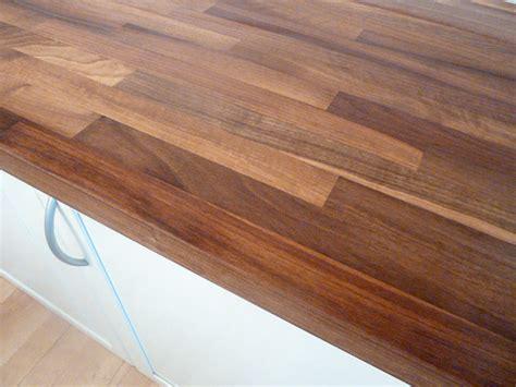 Arbeitsplatte  Küchenarbeitsplatte Europäischer Nussbaum
