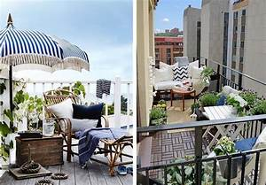 Balkongestaltung Kleiner Balkon : balkonm bel f r kleinen balkon 50 ideen ~ Frokenaadalensverden.com Haus und Dekorationen
