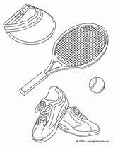 Tennis Tenis Colorear Dibujos Coloriage Pintar Raquette Imprimir Material Materiel Dibujo Ball Coloring Colorier Template Deportes Ausmalen Desenhos Zum Ausmalbilder sketch template