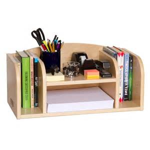 Guidecraft Desk Organizer Office Desk Accessory Hayneedle Smart Diy Modern Desk Organizers