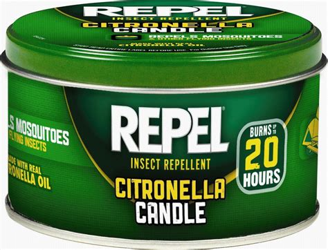 Candele Citronella by Best Citronella Candles That Work Insect Cop