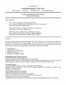 Curriculum Vitae Pharmaceutical Industry by Search Strategies Executive Resume Services Part 2