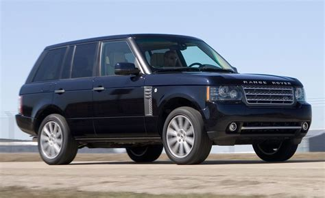 how to fix cars 2010 land rover range rover free book repair manuals 2010 land rover range rover supercharged instrumented test car and driver