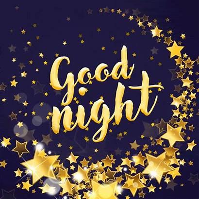 Night Gifs Goodnight Animated Card Christmas Davno