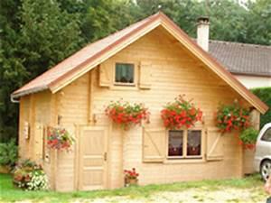 Vente Chalet Bois Habitable : chalet en bois jfr sarl nature et bois bienvenue ~ Melissatoandfro.com Idées de Décoration