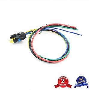 For Renault Megane Scenic Temic 6 Pin Wire Harness Loom