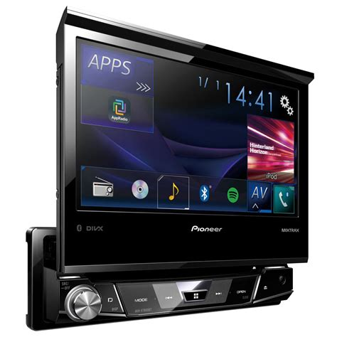 moniceiver 1 din pioneer avh x7800bt 1 din moniceiver bei notebooksbilliger de