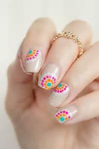 pretty nail designs pretty summer nail design sonailicious