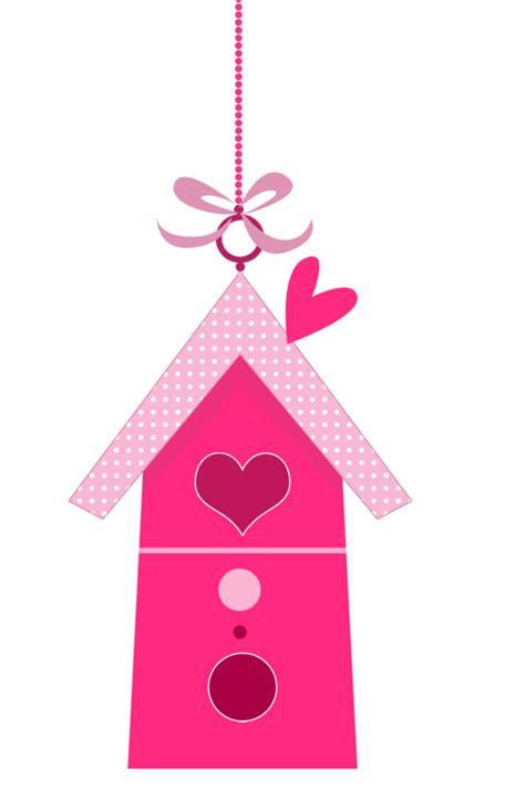 pink  love birds clipart   fiesta wedding