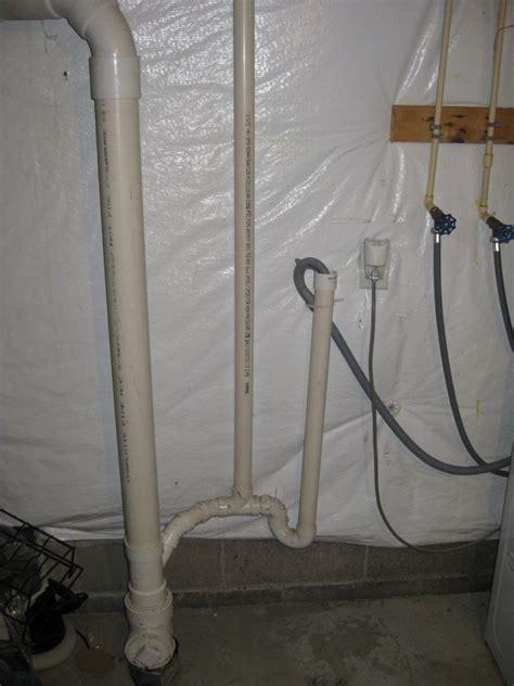 connect  pedestal sink   drain pipe bathroom