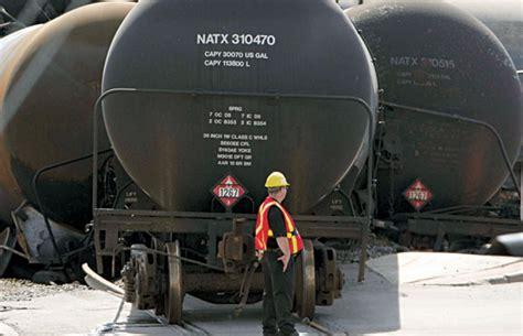 bureau sécurité transport amérique du nord la sécurité du transport de pétrole par