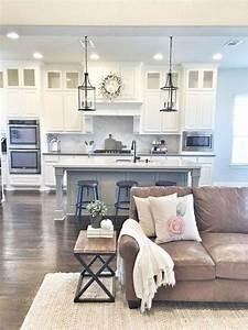 96, Comfy, Modern, Farmhouse, Style, Living, Room, Decor, Ideas
