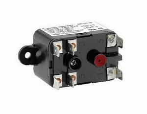 White Rodgers Heavy Duty Enclosed Fan Relay 90