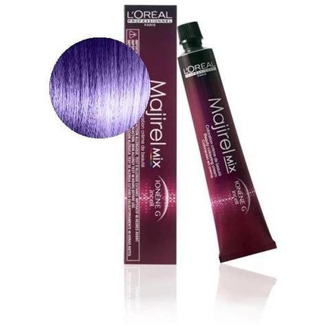 tube majirel mix boost cold purple  ml