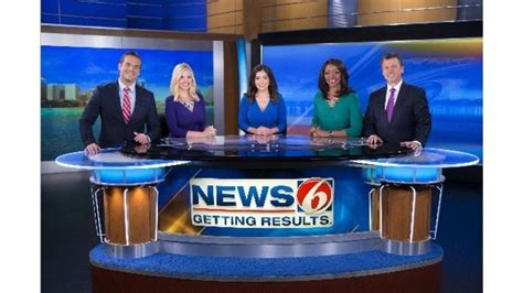 News 6 Debuts 4 P.m. Newscast