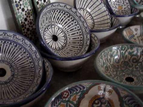 Moroccan tile, bathroom sinks ideas, architectural morocco