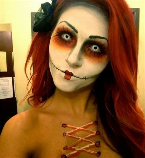 Awesome Halloween Makeup Jobs Valentine