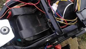 Motorbike Alarm Wiring Setup With Remote Electric Keyless