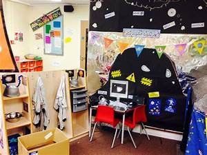 Space station role play with rocket tent. | Space theme ...