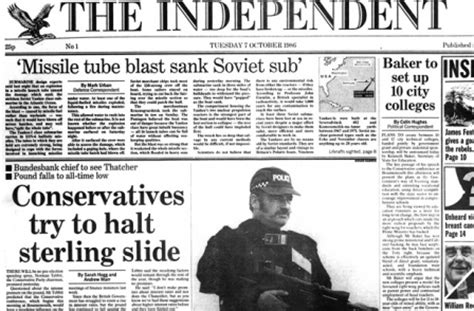 30 years of the Indy in print: Peaked in 1989, victim of ...