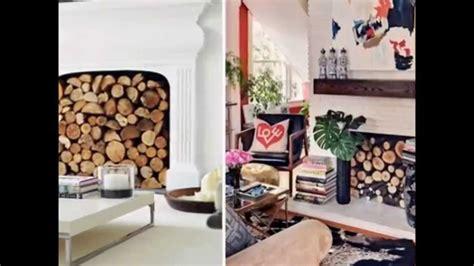 wohnzimmer deko wand den unbenutzten kamin im wohnzimmer dekorieren 20 kreative dekoideen