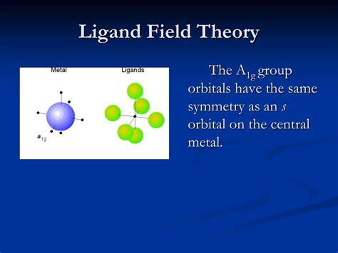 PPT - Coordination Chemistry II PowerPoint Presentation ...