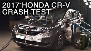 Motorradjeans Test 2017 : 2017 honda cr v side crash test youtube ~ Kayakingforconservation.com Haus und Dekorationen