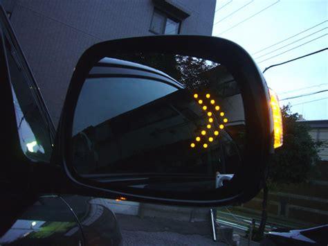 rx led turn signal mirror lens clublexus lexus