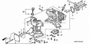 Honda Gx22 Parts List And Diagram