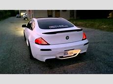 Restyle It restyleitca BMW 6 Series Matte White Wrap
