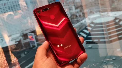 honor view  mp camera launched  india