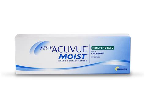 I Can See Clearly Now 1day Acuvue® Moist Brand