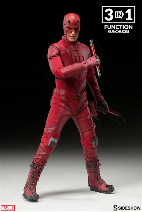marvel daredevil  action figure  sideshow