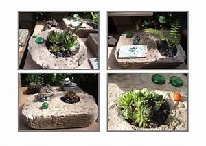 Terrassen Deko Selber Machen : topf garten selbst gemachte pflanztr ge aus beton meriseimorion ~ Whattoseeinmadrid.com Haus und Dekorationen