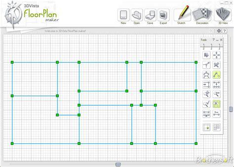 free 3dvista floor plan maker 3dvista floor plan